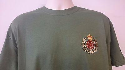 embroidered logo t-shirt Duke of Lancaster/'s Regiment
