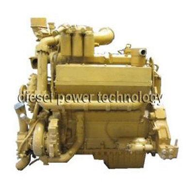 Caterpillar D346 Remanufactured Diesel Engine Long Block | eBay