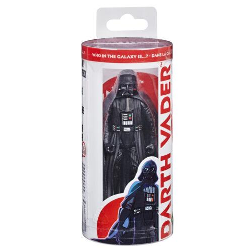 """Star Wars 3.75/"""" Galaxy De Aventura Darth Vader Nuevo"""