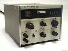 Hp Hewlett Packard 4260a Universal Bridge Clr D Q Impedance 115 230v Tested