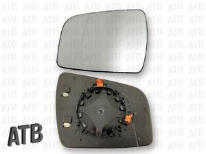 Cristal-de-Retrovisor-Asferico-Calentado-Izquierda-Para-Opel-Zafira-B-Nuevo