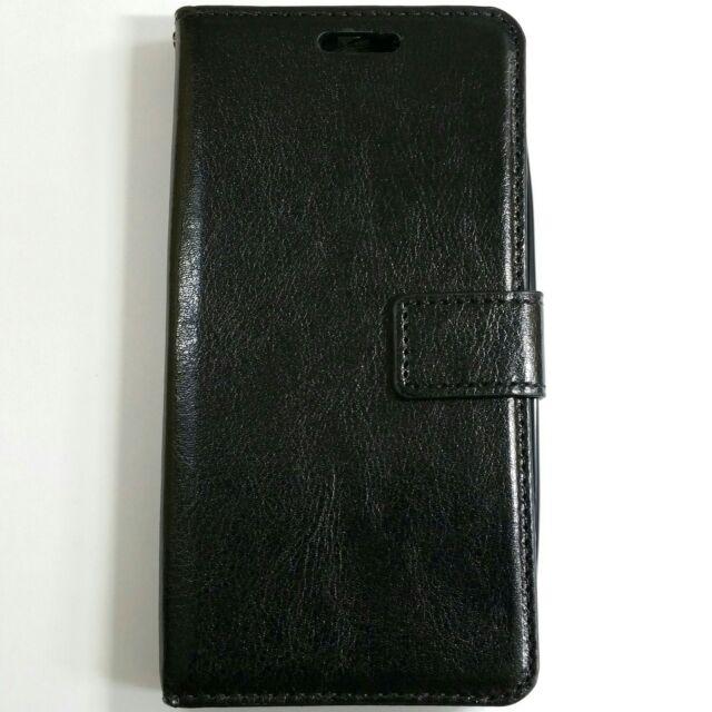 Motorola Moto G3 - Magnetic Wallet Card Holder Flip Stand Case Strap [Pro-M]
