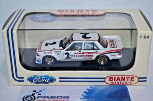 1:64 Ford XE Falcon #2 Masterton//Stewart 1984 Bathurst Biante Minicars Diecast