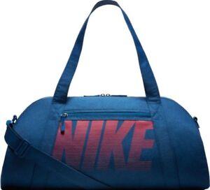 Nike Gym Club Training Duffle Bag Gym Soccer Fitness Yoga Running ... bb1170edc787