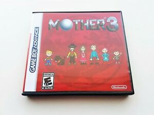 Mother-3-English-Translated-Earthbound-2-GBA-Gameboy-Advance-USA-Seller