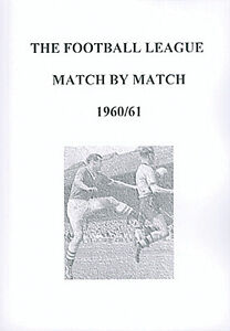The-Football-League-Match-By-match-1960-61-Season-Complete-Statistics-book