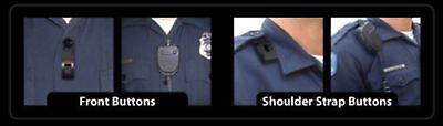 POLICE EMS EMT BUS DRIVER TACTICAL MIC MIKE KEEPER HOLDER MOTOROLA RADIO TMK1
