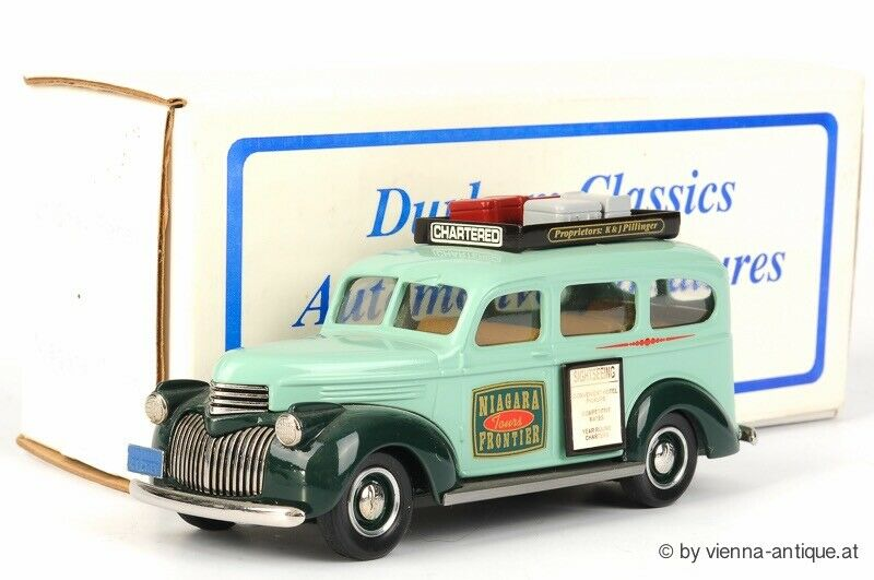 TLK 26604 1 43 DURHAM CLASSICS CHEVROLET 41 PANEL NIAGARA TOURS