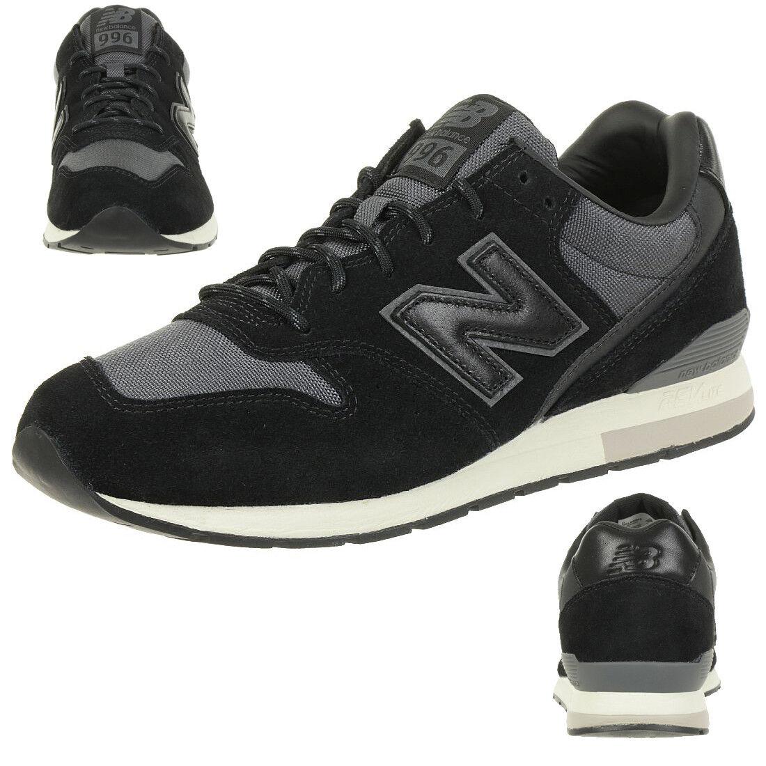 New Balance MRL996MS Classic Sneaker Herren Schuhe schwarz 996