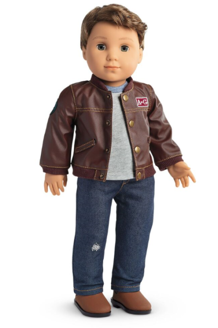 American Girl Logan NEW Complete Performance Outfit - Retired - New in Box