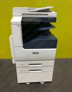 Details about Xerox VersaLink B7035 Monochrome Tabloid Printer Copier  Scanner 35PPM 62K