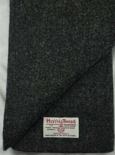 various Sizes code dc27 Harris Tweed Fabric /& labels 100/% wool Craft Material