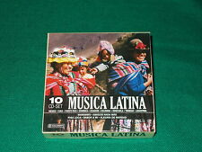 Musica Latina Mikis Theodorakis, Angelita Ramírez, José María Peñaranda, 10 cd
