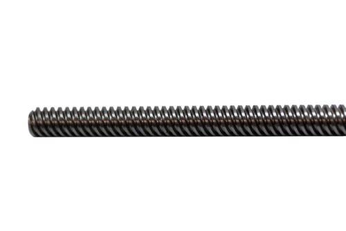 100mm to 1000mm Lead Screw Threaded Rod T8x8mm 2 Pitch 4-Start