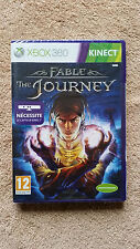 Fable The Journey Xbox 360  / neuf blister / version francaise / envoi gratuit