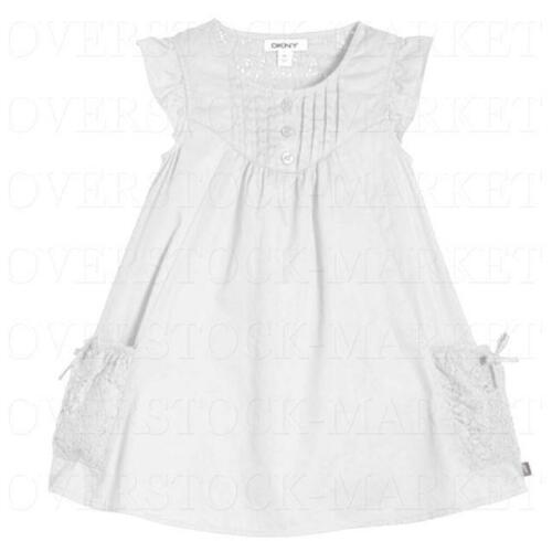 ADORABLE NEW GIRLS DKNY SUMMER DRESSES DIFFERENT STYLES AND COLORS!