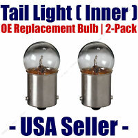 Tail Light Bulb (inner) 2pk - Oe Replacement Fits Listed Audi Vehicles - 67