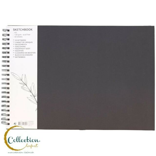 150g//m˛ 10 Blatt NEU Aquarellblock DIN A3
