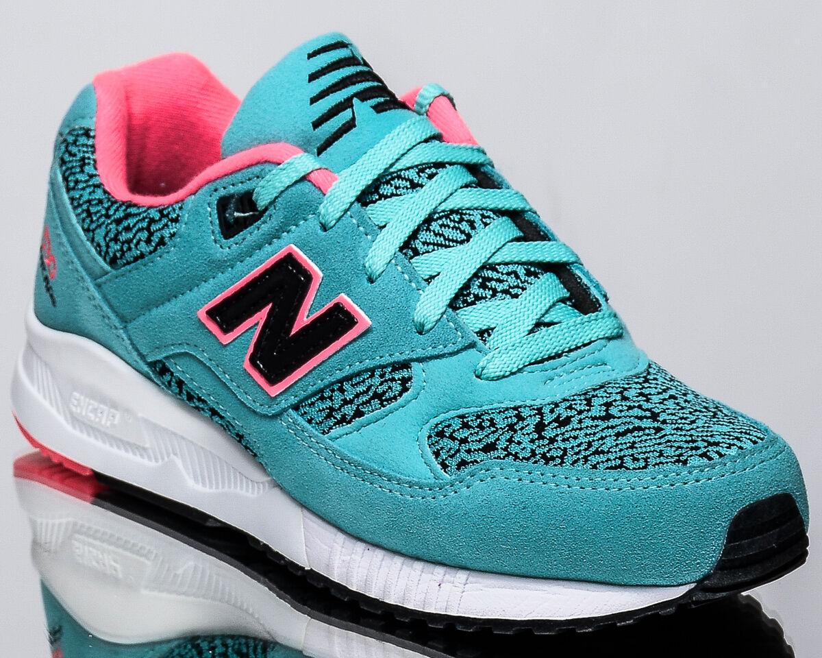 New Balance WMNS 530 NB Kinetic teal Imagination lifestyle sneakers NEW teal Kinetic W530-KIB 7b25f0