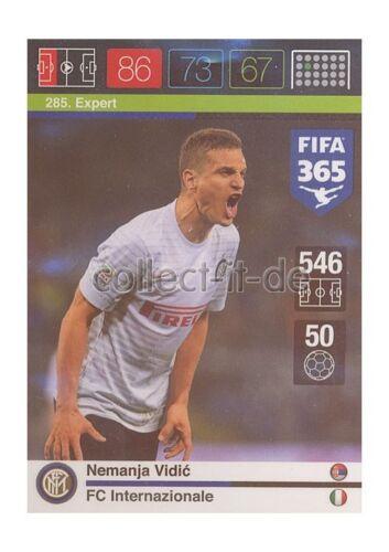 FIFA 365 ADRENALYN XL-Nº 285 Nemanja Vidic-experts