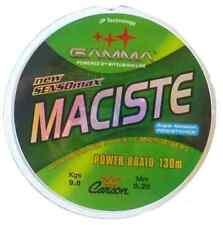 NEW SENSOMAX MACISTE TRECCIATO 0.20mm PESCA SPINNING MARE LAGO TRECCIA 18 LIBBRE