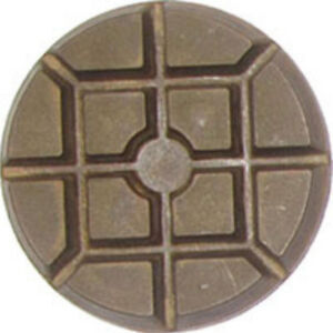 "3"" Floor Polishing Disc for Concrete -- 50 Grit"