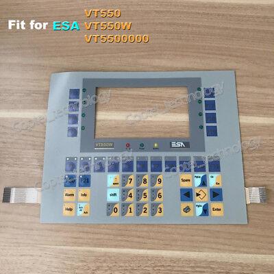 for One For ESA VT550 Membrane Keypad ESA VT550