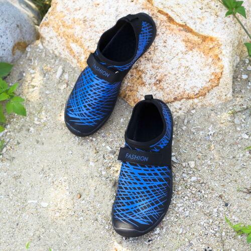 Water Shoes Slip on Aqua Socks Yoga Women Exercise Pool Swim Surf Beach shoe