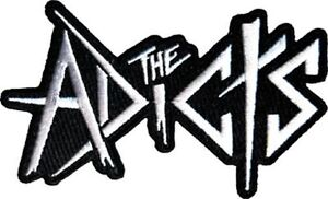 THE-ADICTS-LOGO-EMBROIDERED-PATCH-BRAND-NEW-MUSIC-BAND-1941
