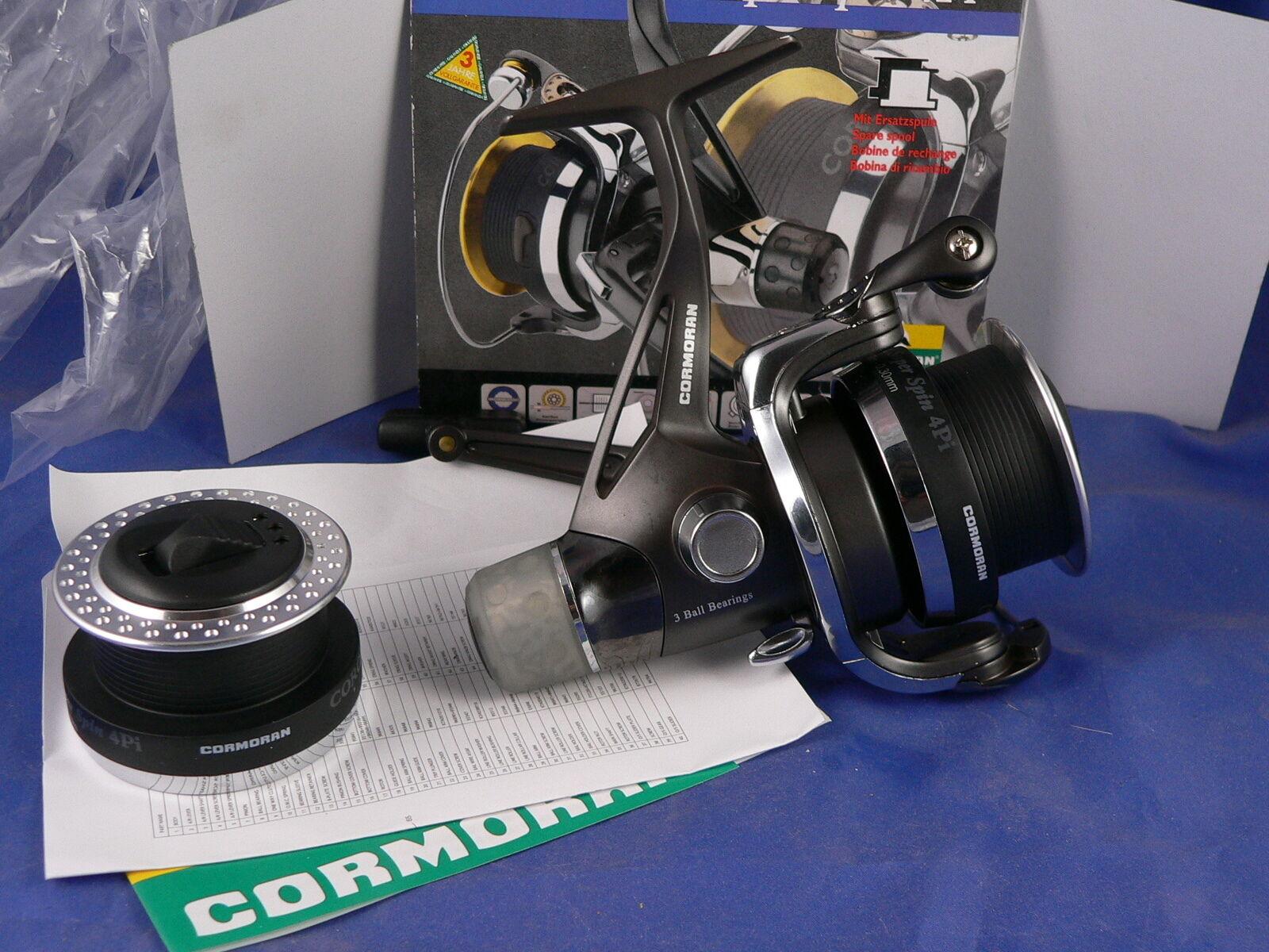 Angelrolle Corcast Cormoran Corcast Angelrolle super Spin 4Pi,fischen ledgering,bolognesefischen, fd1aee