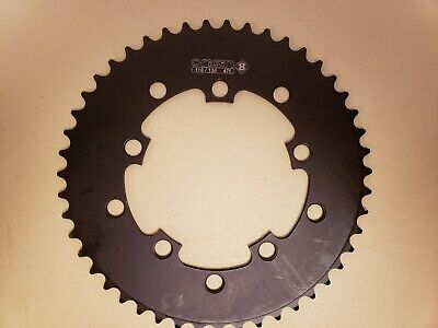 Old School BMX Chopsaw #2 Chainring 110//130BCD Red