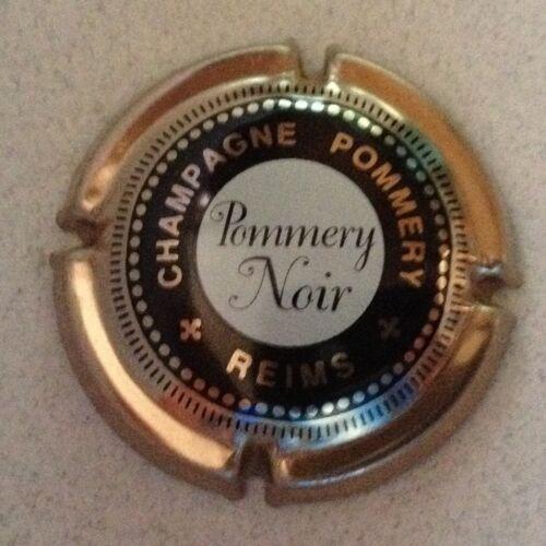 Capsule de champagne POMMERY 97. pommery noir