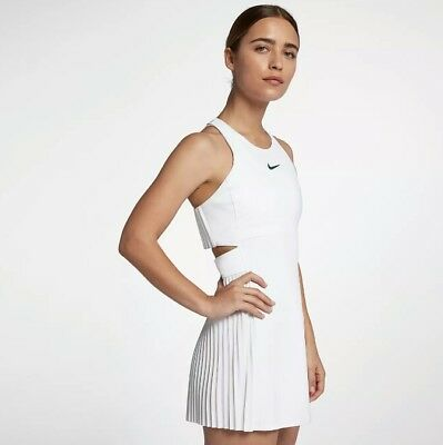 Nike Maria Sharapova Court Women S Tennis Dress 933199 100 Ebay