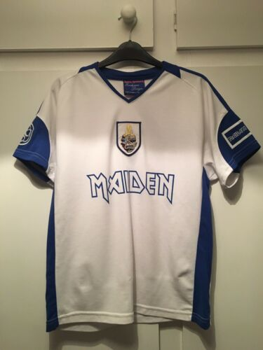 S 201415 Iron Maiden Home Football Shirt #14 k