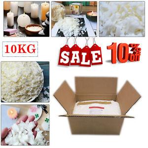 2Kg Soy Wax 100/% Pure SOYA Wax