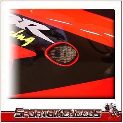 Hotbodies Smoke Front Turn Signals 2004-2013 Honda CBR1000RR CBR 1000RR 1000
