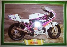 MKM1000 MKM 1000 KRAUSER BMW CLASSIC MOTORCYCLE RACE BIKE 1980'S PICTURE 1984