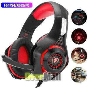 Wired-Stereo-Bass-Surround-Gaming-Headset-for-PS4-New-Xbox-One-PC-with-Mic