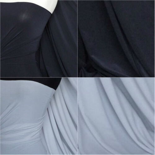 TXT soft touch 4 way stretch jersey lycra fabric by the meter craft Q882