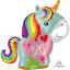 MAGICAL-UNICORN-Birthday-Party-Range-Tableware-Balloons-Supplies-Decorations miniatuur 25