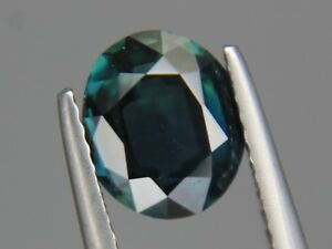 Fine-Australian-Blue-Green-Sapphire-1-85ct-Oval-8x7mm-Loose-Natural-Gemstone-VS