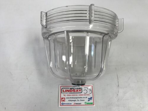 Slurry Tanker RIV Slurry Sypthon Trap Replacement Plastic Bowl As used By MAJOR