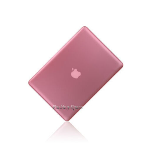 "Clear Glossy Crystal Case Shell for Macbook Air 13//11 Pro 13//15 Retina 12/"" Cover"