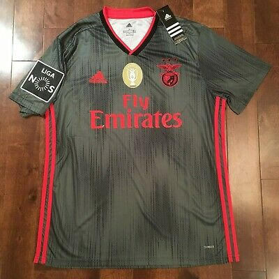 Red Airosportswear Benfica Concept Club Football Hoody