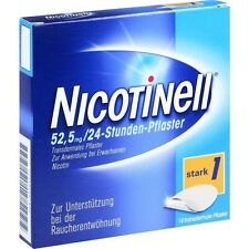 NICOTINELL 52,5 mg 24 Stunden Pflaster   14 st   PZN3764577