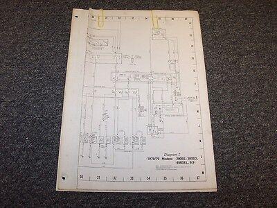 19781979 mercedes benz 280se 300sd 450sel 69 electrical wiring diagram  manual  ebay