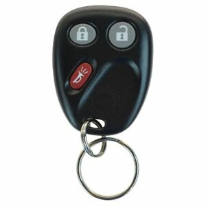 OEM Remote 3 Button Keyless Entry for Chevy GMC Pontiac Cadillac Hummer Saturn