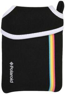 Polaroid Neoprene Pouch for Polaroid Zip Instant Printers - Black