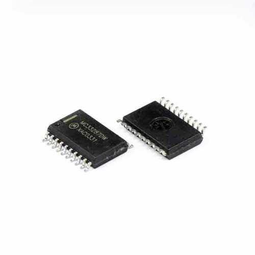 5PCS MC33287DW IC SWITCH DUAL LOW-SIDE 20-SOIC MC33287 33287 MC33287D 33287D 332