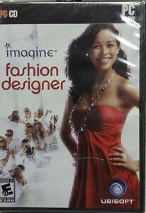 Imagine Fashion Designer Pc New Video Games 8888683766 Ebay